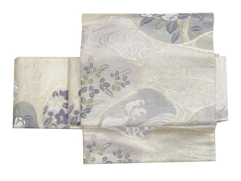 21100221紗袋帯軽装