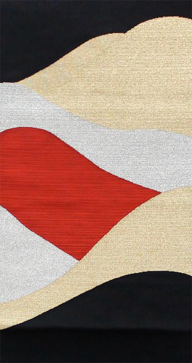 9手織綴名古屋美絹